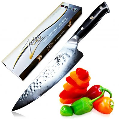 Zelite Infinity Chef Knife 8 – Executive Chef Edition-small
