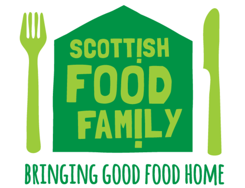 Scottish food family